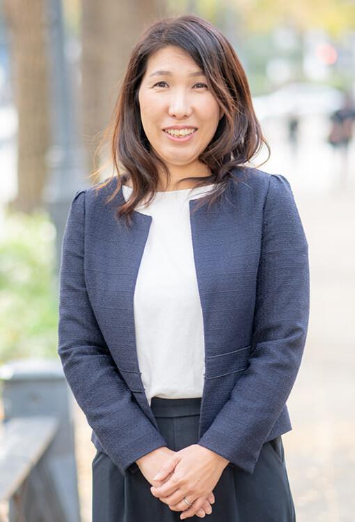 スタッフ 黒田 悦子(くろだ えつこ)